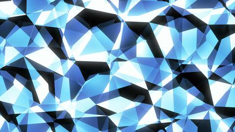 Diamondi 2 - 4k Detailed Diamond-like Video Background Loop Animation