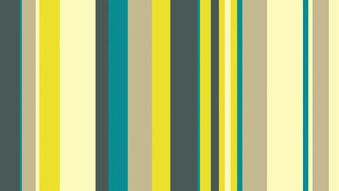 Multicolor Stripes 25 - 4k Green Yellow Stripes Video Background Loop Animation
