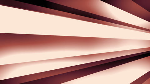DynStripes Red - Dynamic 3D Shapes Video Background Loop Animation