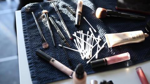 Make-up-model-1 영상물
