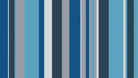 Multicolor Stripes 38 - Blue And Gray Stripes Video Background Loop Animation