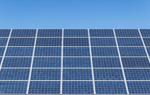 Solar Cell Fotografía