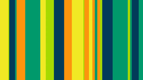 Multicolor Stripes 48 - 4k Fresh Colors Verticals Video Background Loop Animation