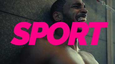 Extreme Sport After Effects Template