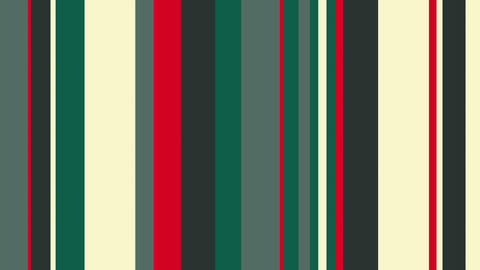 Multicolor Stripes 39 - 4k Red And Green Stripes Video Background Loop Animation