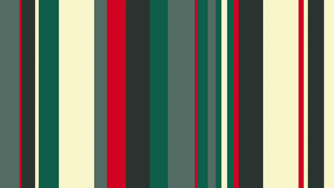 Multicolor Stripes 39 - Red And Green Stripes Video Background Loop Animation