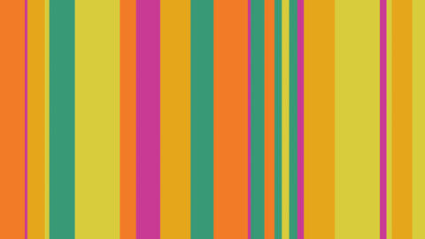 Multicolor Stripes 46 - 4k Spring Colors Bars Video Background Loop Animation