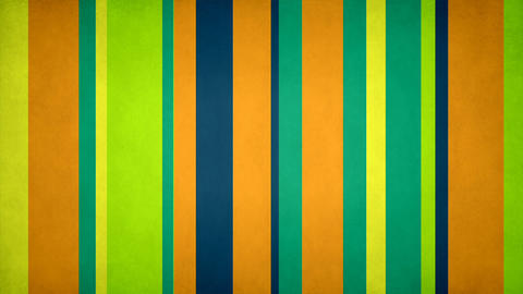 Paperlike Multicolor Stripes 48 - Textured Fresh Colors Verticals Video Animation
