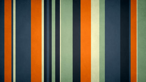 Paperlike Multicolor Stripes 45 - 4k Dynamic Textured Colors Bars Video Animation