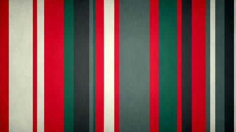Paperlike Multicolor Stripes 39 - 4k Textured Red And Green Stripes Video Animation
