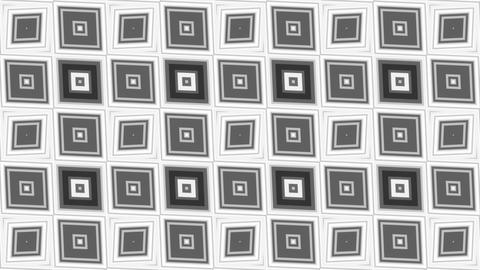 Wallpaper Weirdness 1 - 4k Hypnotic Black And White Video Background Loop Animation