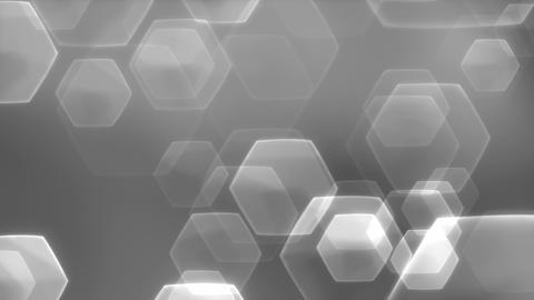 Flarez Gray - 4k Black And White Stylish Flares Video Background Loop Animation
