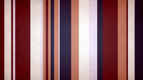 Paperlike Multicolor Stripes 55 - 4k Muted Warm Colors Video Background Loop Animación