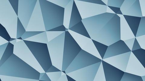 Nicolai - 4k Blue Geometric Pattern Video Background Loop Animation