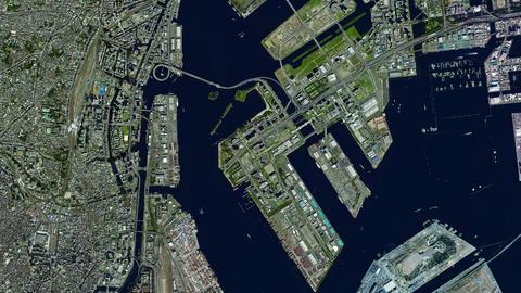 [alt video] 4K City Zoom: Tokyo - Japan