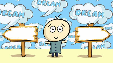 Choice in dreams Animation