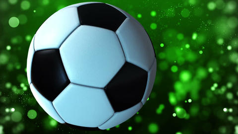 Soccer sport motion video background 0002 Animation