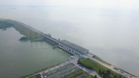 Novosibirsk Hydroelectric Power Plant is a hydroelectric power station on the Ob Live Action
