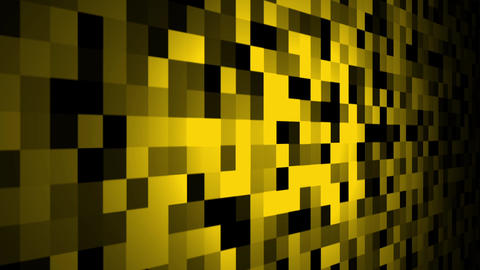 mosaic light yellow Animation