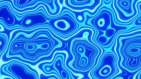 Abstract Wavy Background Animation