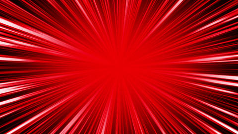 radial intensiveLine red Animation