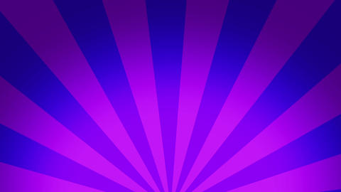 radial halfSunburst purple Animation