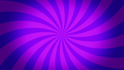 radial swirl purple Animation