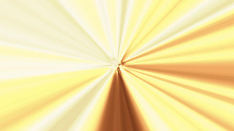 radial lightBurst gold Animation