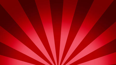 radial halfSunburst red Animation