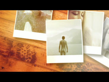 Memories - photo slide show polaroids After Effects Template