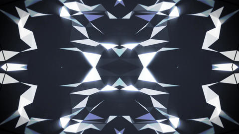 Abstract Geometric Background CG動画素材