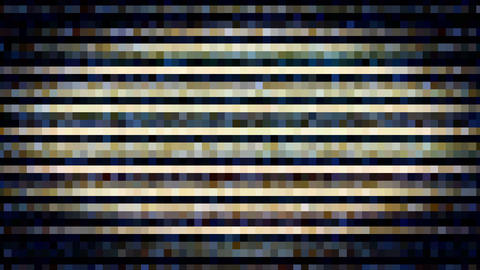 Pixelated Tv Screen Noise Lines Colored Background Motion Animation