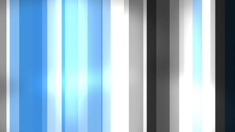 Stripe vertical blue Animation