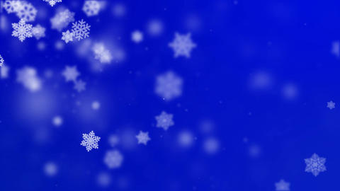 Winter Background 01 Animation