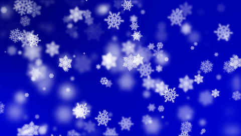 Winter Background 06 Animation