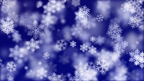 Winter Background 18 Animation