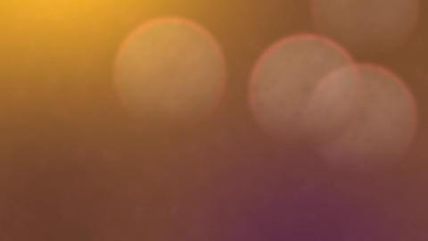 Bokeh Noise red CG動画