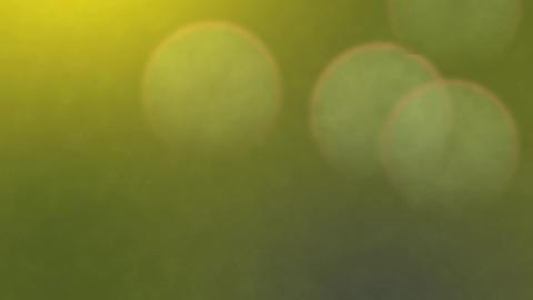 Bokeh Noise yellow CG動画