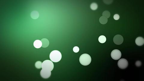 Bokeh Small green CG動画