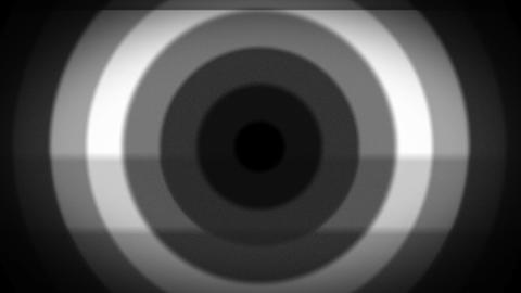 Concentric Retro gray dark CG動画