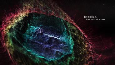 Deep Space Titles Premiere Proテンプレート