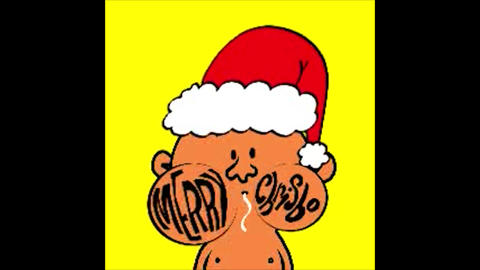 Fat Kid sucks mummies mouse at Christmas Animation