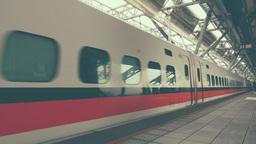 Taiwan High Speed Rail Station Live影片