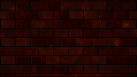 Brick large red Animation