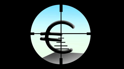 Euro targeted Animation