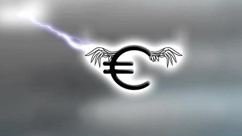 Euro lightning Animation