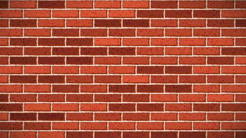 Brick remains middle orange Animation