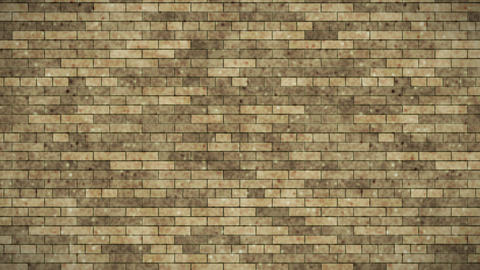 Brick remains small brown Animation