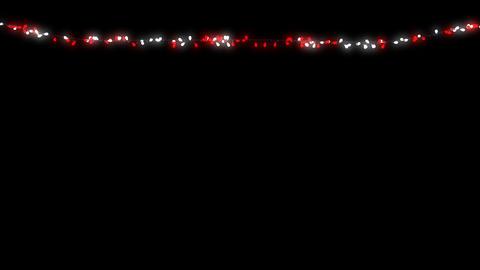 Chiristmass light Animation