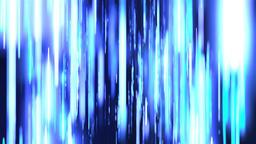 Blue Vertical Stripes Background Loop Footage